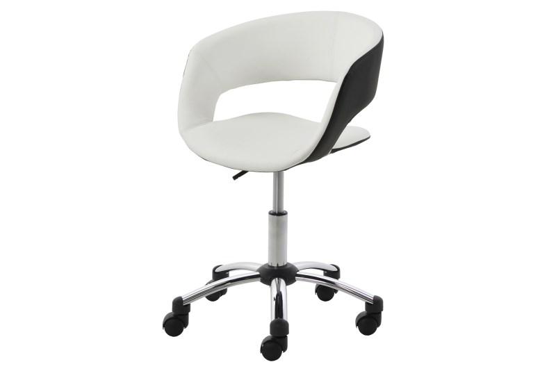 Bureaustoel Pure wit
