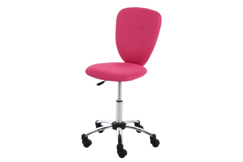 Bureaustoel Scotty roze