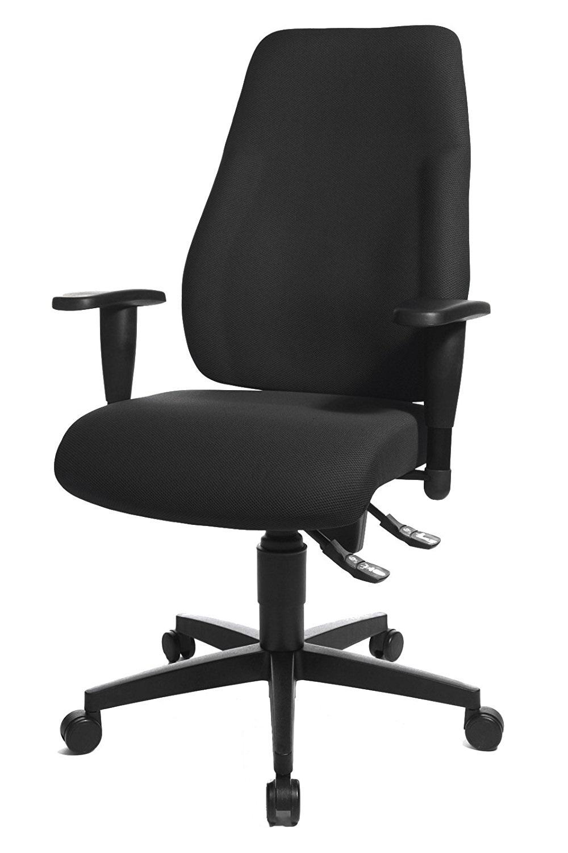 Bureaustoel Lady Sitness – in 6 kleuren