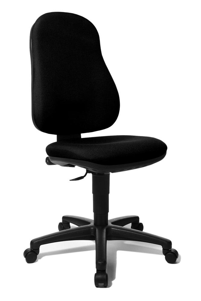 Bureaustoel Point 50 zwart