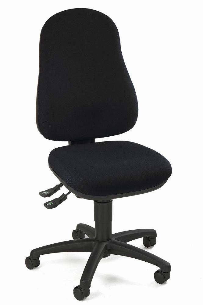Bureaustoel Point 60 zwart