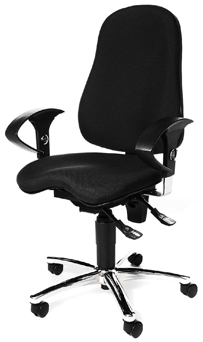 Bureaustoel Sitness 10 – 4 kleuren
