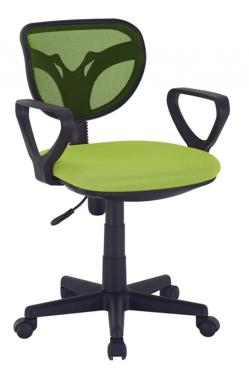 Bureaustoel Hippy Lime