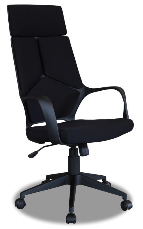 Bureaustoel Tom zwart
