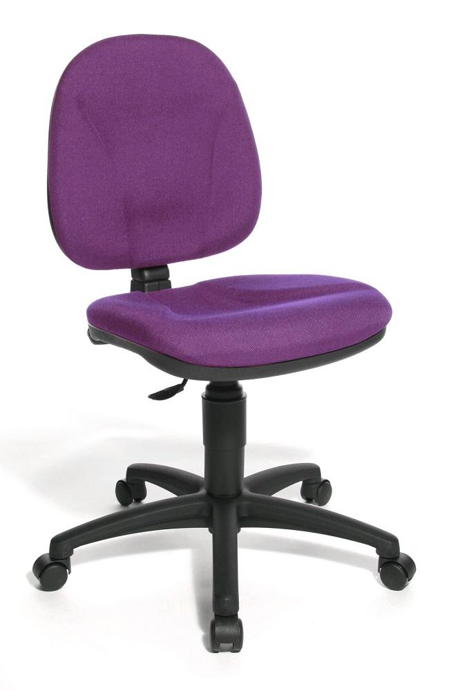 Bureaustoel Home Chair 40 – Paars
