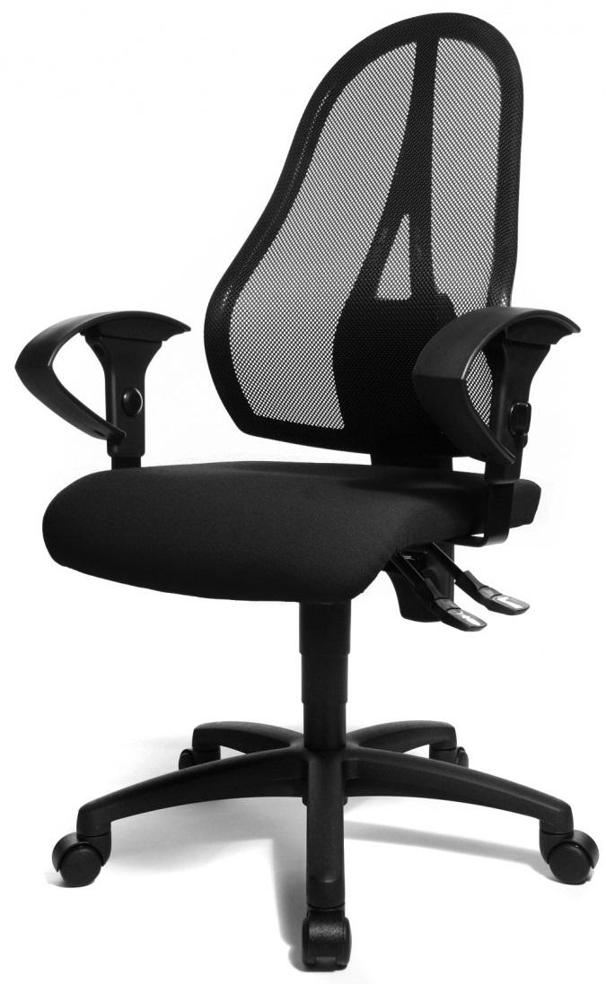 Bureaustoel Open Point P – in 10 kleuren