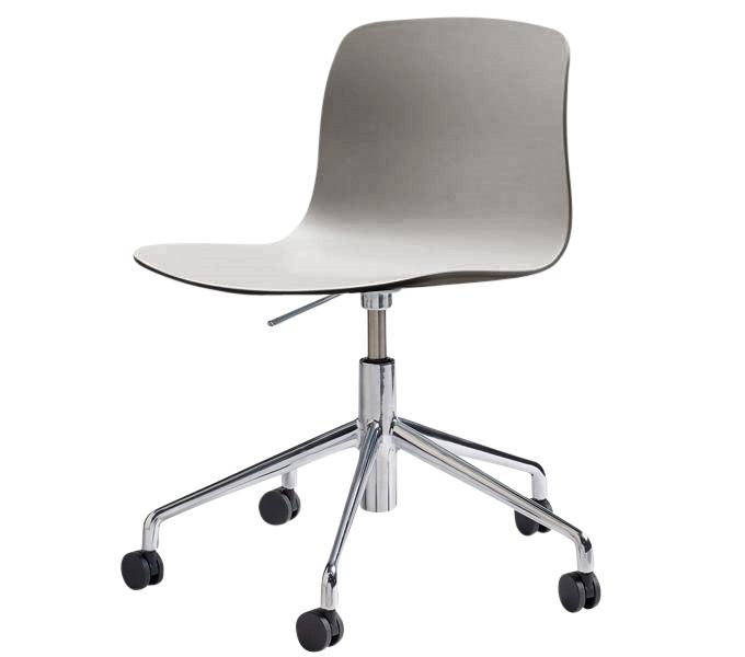 HAY About a Chair AAC50 gasveer bureaustoel-Zwart