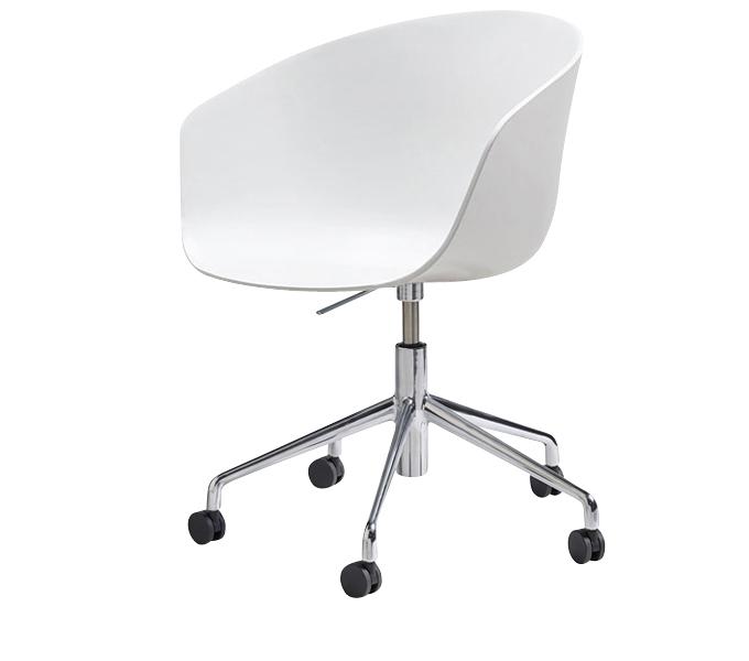 Bureaustoel Wit | Bureaustoel, Wit