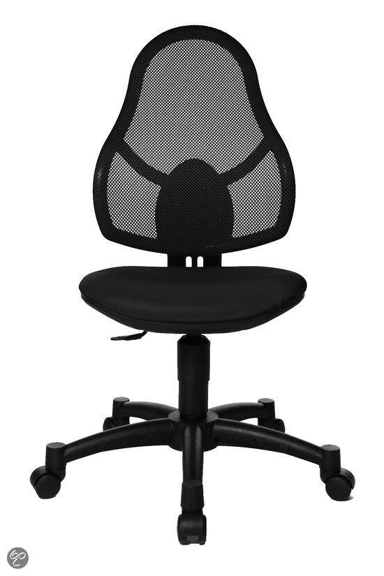 Bureaustoel Open Art Junior – zwart