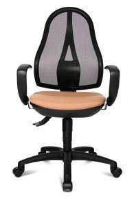 Bureaustoel Open Point SY – in 10 kleuren